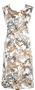 jurk mouwloos