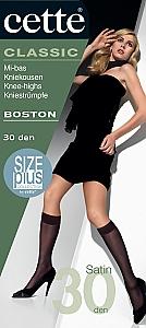 extra lange pantykous - Zwart