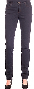 dark jeans no stains - Zwart