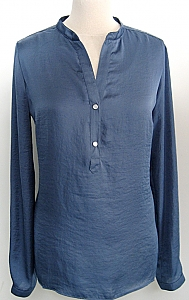 blouse silky satin