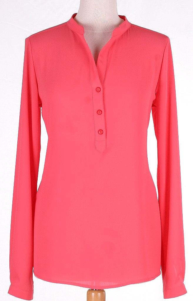 blouse ls - Mid.roze
