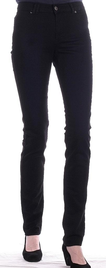 stretch broek - Zwart