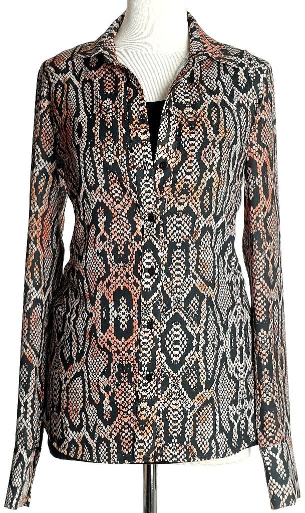 blouse dessin - Zwart Dessin